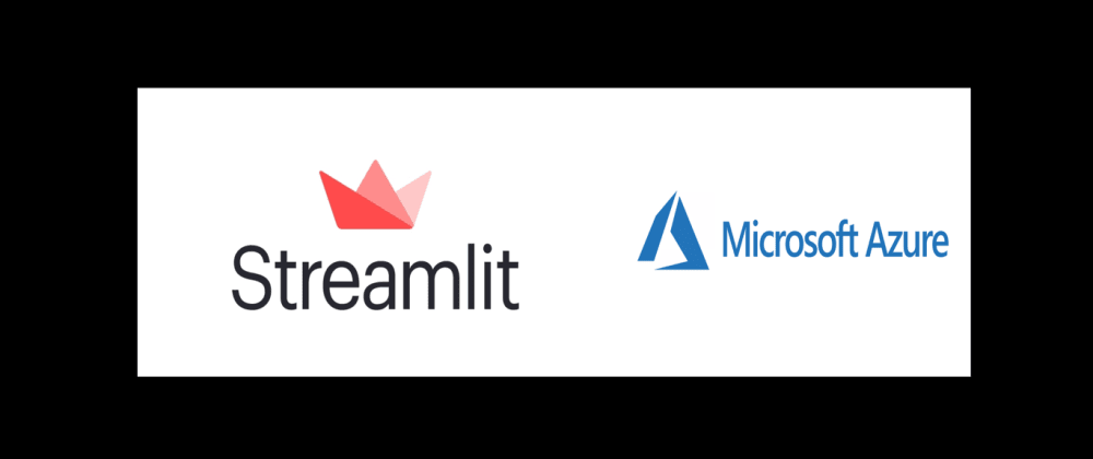Cover image for Let's Build ML Application using Streamlit and Azure in 5mins!!