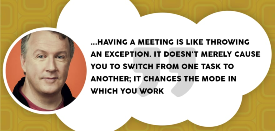 Meetings=Exceptions