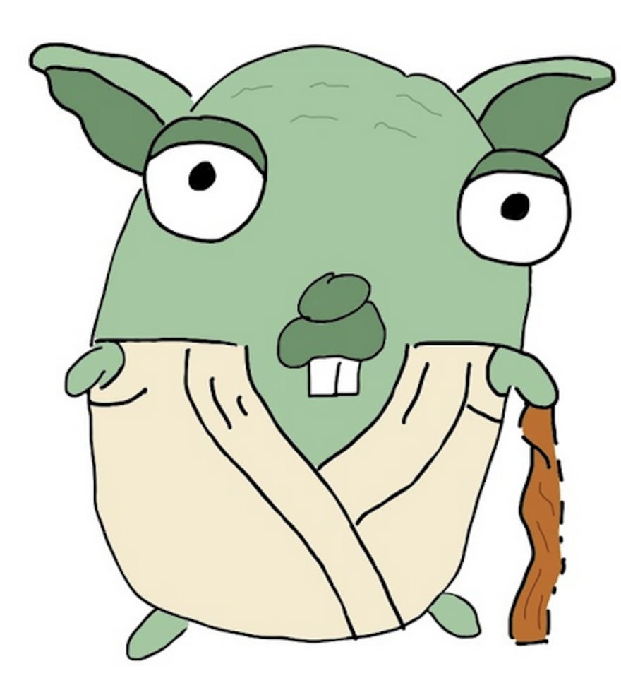 Yoda Gopher