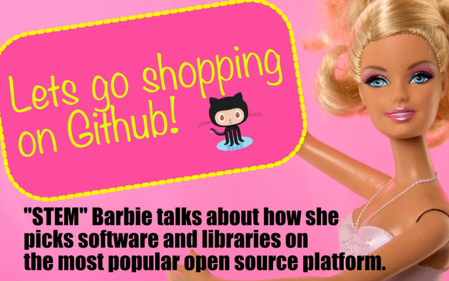Let's Go Shopping on Github, or 5 Tips to Pick the Right Software