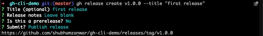 gh-cli-release-create