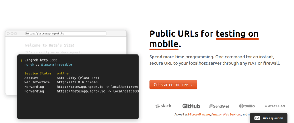 Cover image for How to access your localhost application on any device