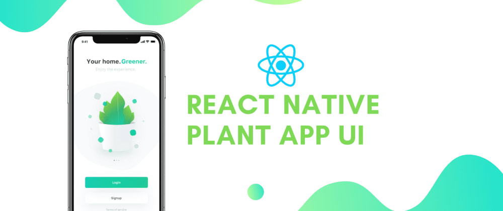 Cover image for React Native Plant App UI #5 : Terms of Service Modal