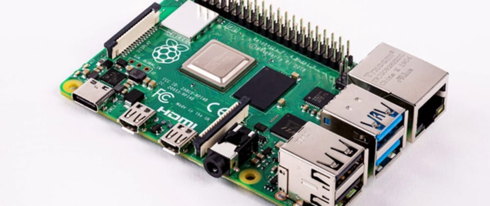Cover image for Self hosted GitHub Actions using Raspberry Pi