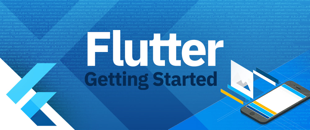 Cover image for Flutter Tutorial for Beginners