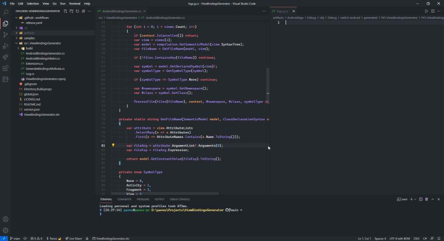 VS Code Setup Image
