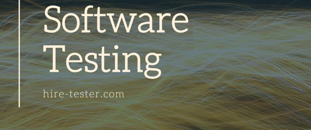 Cover image for AI in software testing