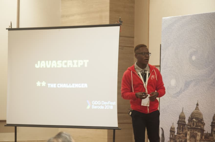JavaScript the challenger