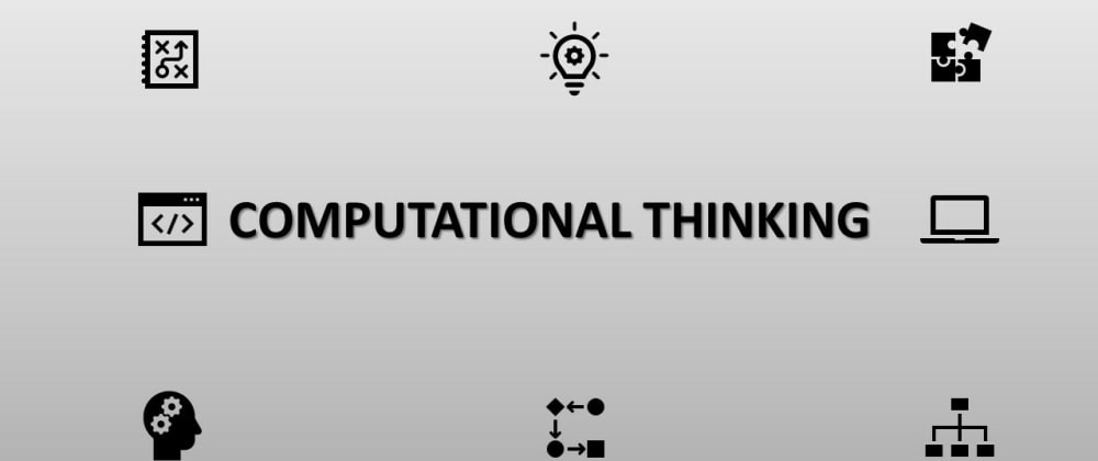 Cover image for COMPUTATIONAL THINKING