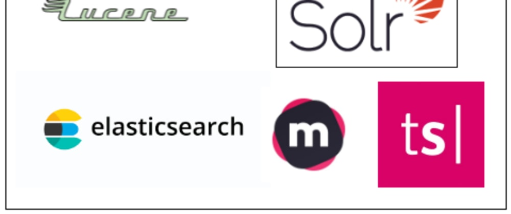 Cover image for 5 Open-Source Search Engines For your Website