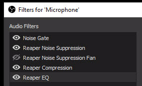 OBS Voice Filters
