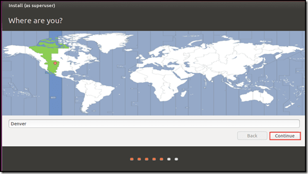 Ubuntu setup and Install - Where are you