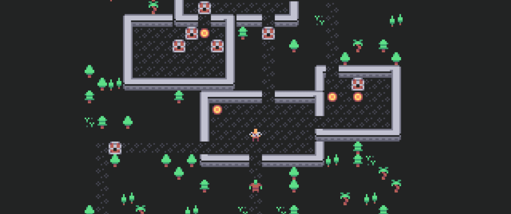 Cover image for A first look at the roguelike boilerplate