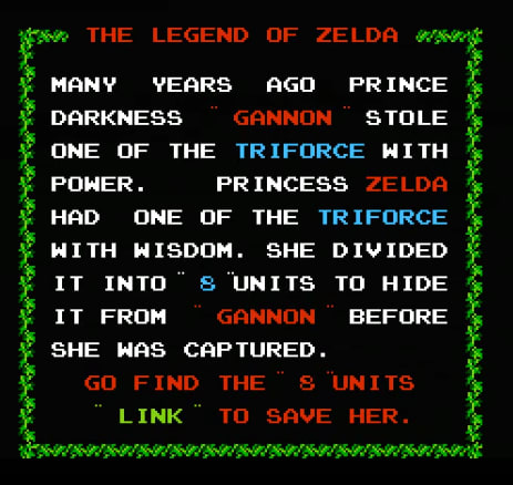 Components of a Top Down Game 🎮 ~ A Legend of Zelda Case