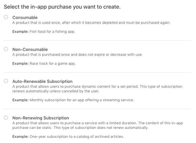 Working with iOS in-app purchases - DEV Community 👩 💻👨 💻