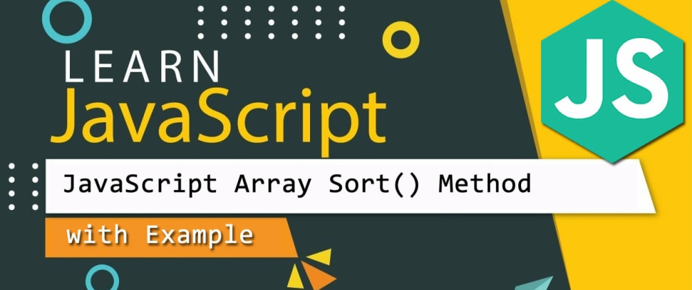 Cover image for How to sort array of object using object keys in JavaScript?