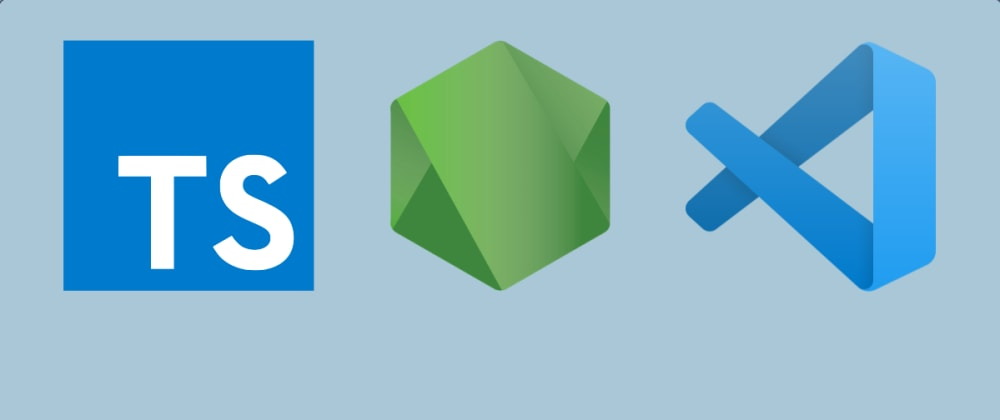 Cover image for The Basics of a TypeScript Setup for Node.js with VS Code