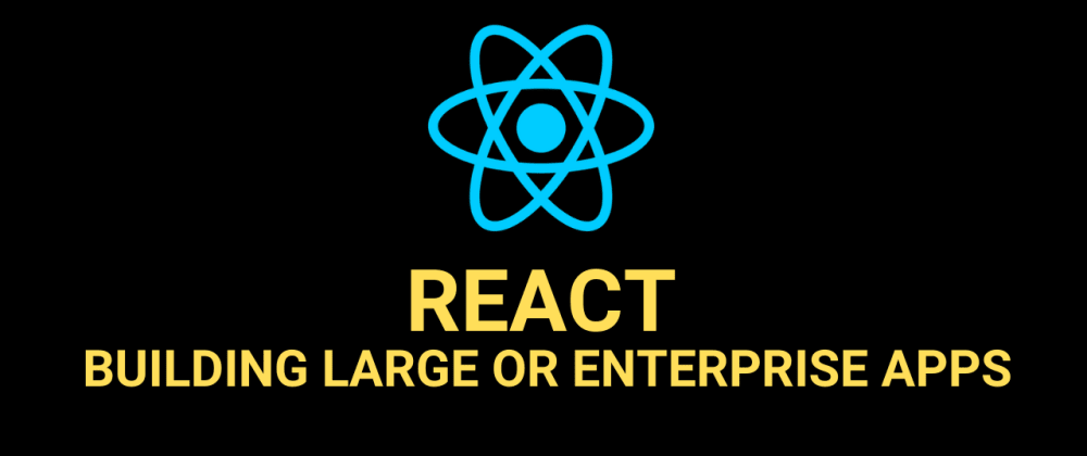 Cover image for Different React Patterns for Enterprise Apps