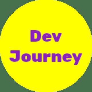 Dev Journey profile picture