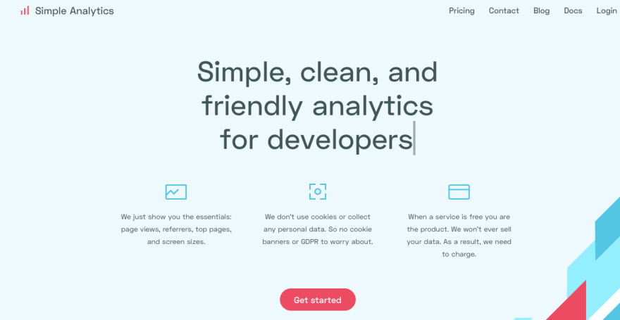 How this developer made a privacy analytics web app without a CS degree