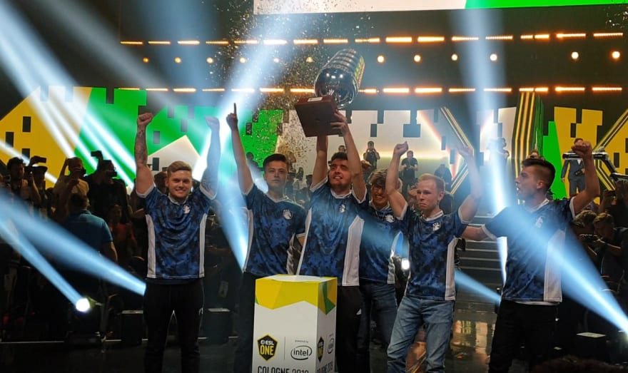 Team Liquid: ESL One Cologne 2019 Winners