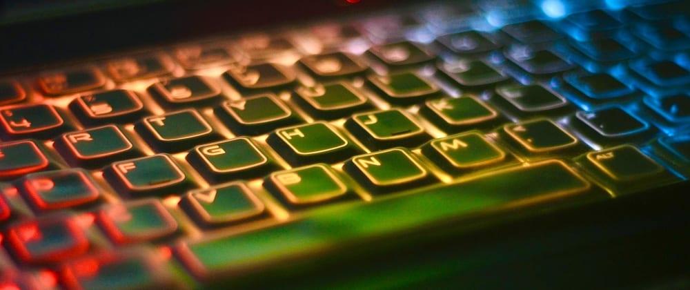 Cover image for Keyboards - Does backlighting matter?