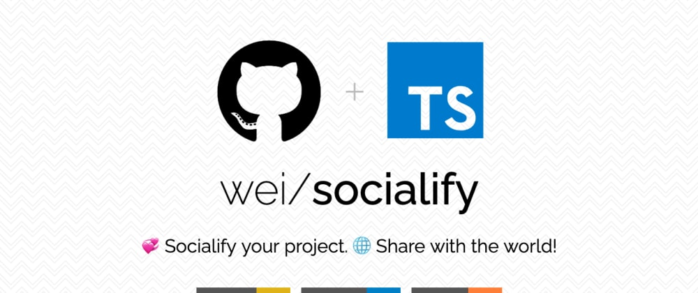 Cover image for Create Github Social Preview Images in a few clicks