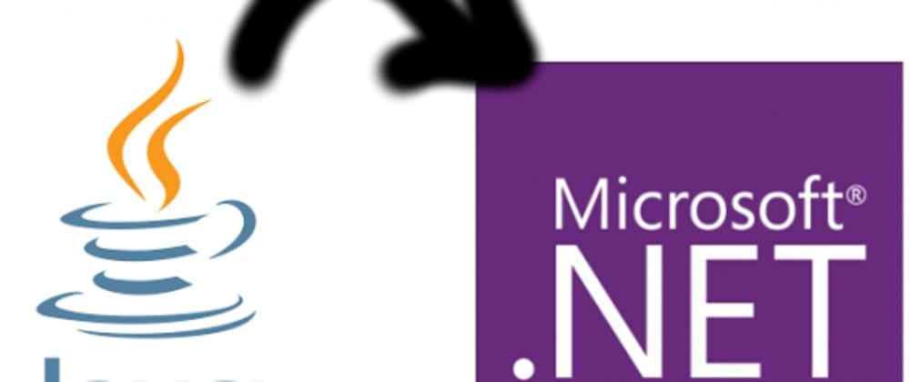 Cover image for Do Java ao .NET – Parte 1: Qual versão do .NET?