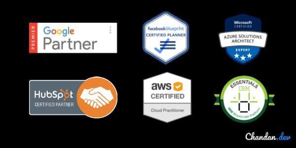 certified trust badges