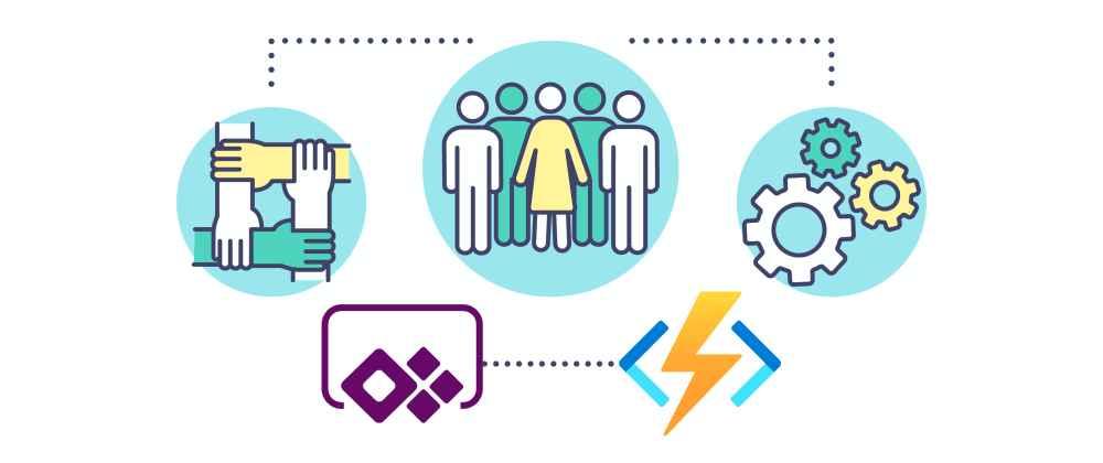 Cover image for Power Apps Development in Fusion Teams