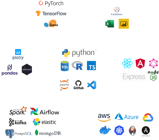broad tech stack