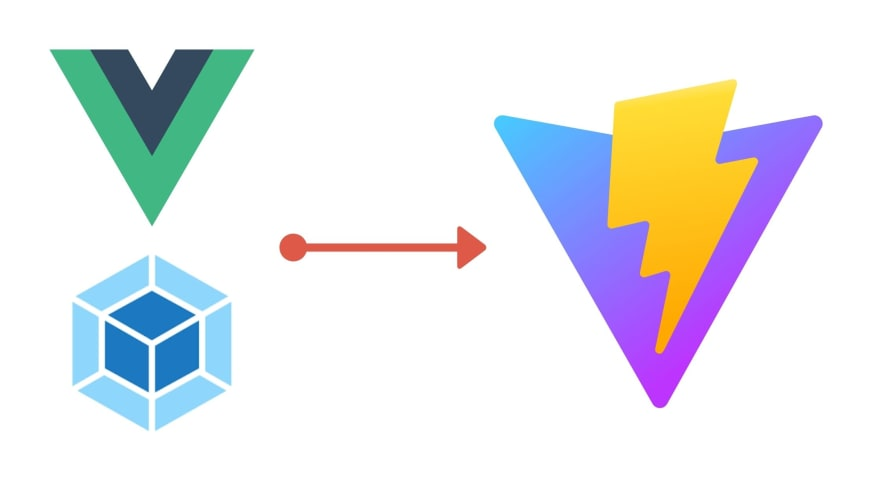 Webpack and Vue to Vite