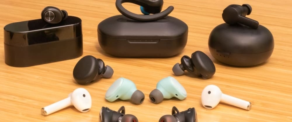 Cover image for Best under $100 earbuds to use! Suggestions + Tips and Tricks!