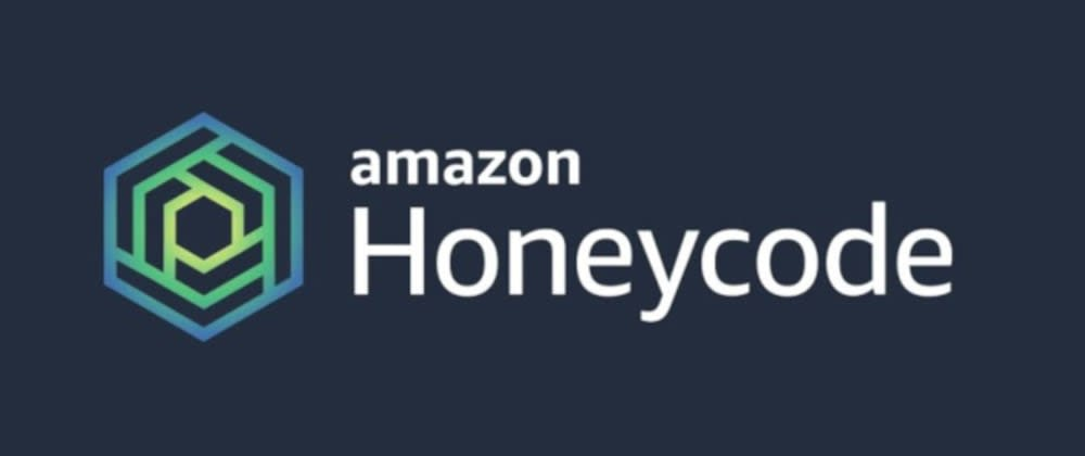 Cover image for What is Amazon Honeycode?