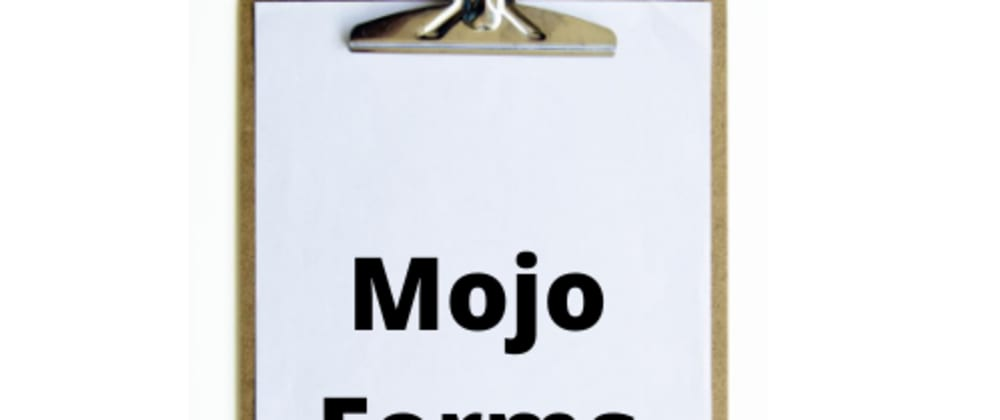 Cover image for Forms and Fields in Mojolicous