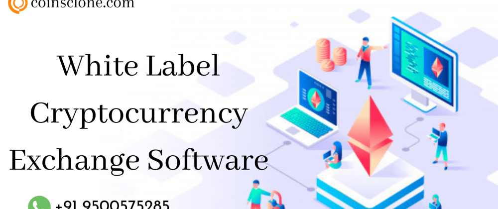 Cover image for Initiate your Crypto Exchange Business via White label cryptocurrency exchange software
