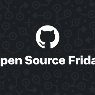 Open Source Friday logo