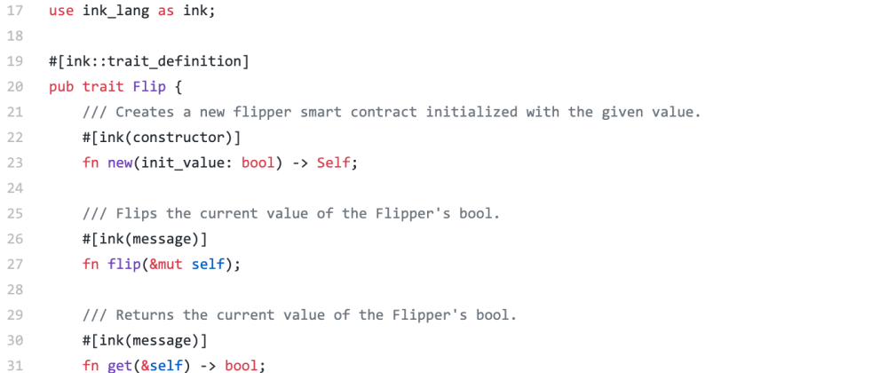 Cover image for Developing smart contracts with ink!