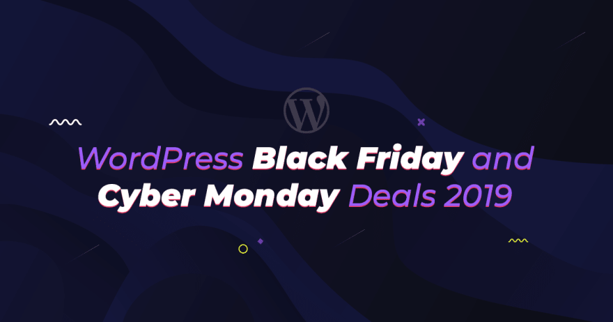 WordPress deals banner