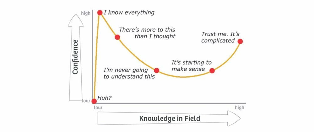Cover image for The Dunning Kruger Effect