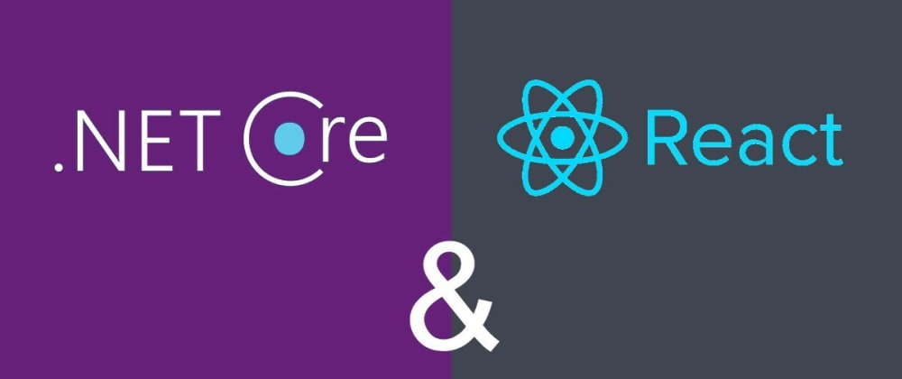 Cover image for Creating and Deploying React App with .NET Core 3.1 on DigitalOcean