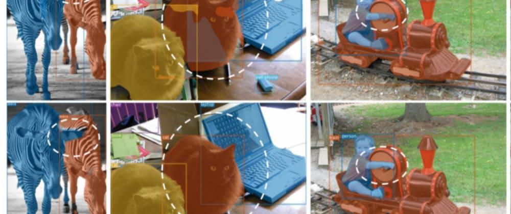 Cover image for SipMask — New SOTA in Instance Segmentation