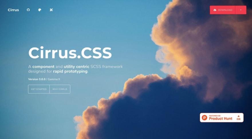 Cirrus.CSS