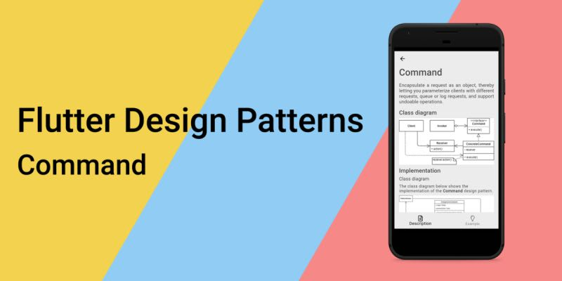 Flutter Design Patterns: 12 — Command