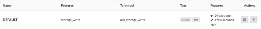 storage admin