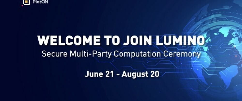 Cover image for Lumino - Secure Multi-Party Computation Ceremony