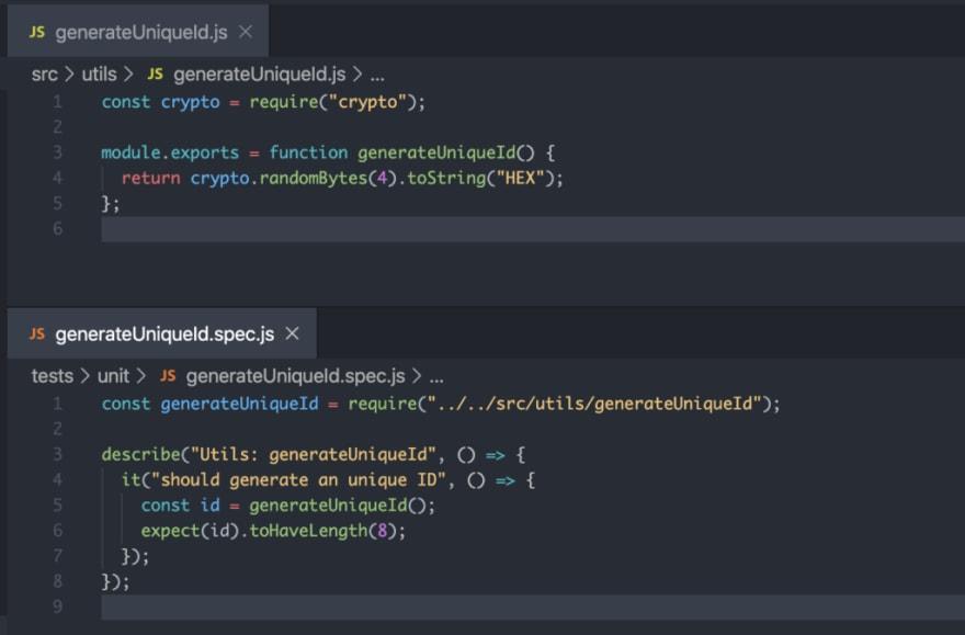 Split editor no VS Code