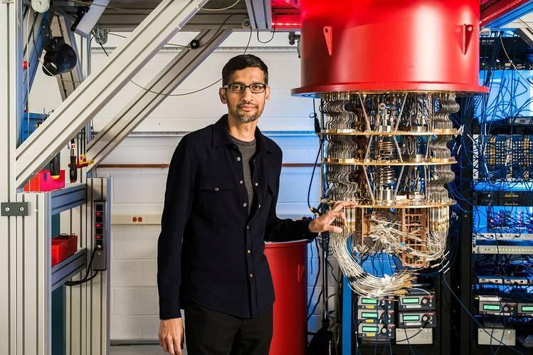 Google's quantum computer