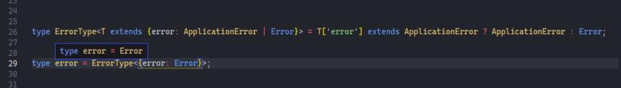 error example screenshot