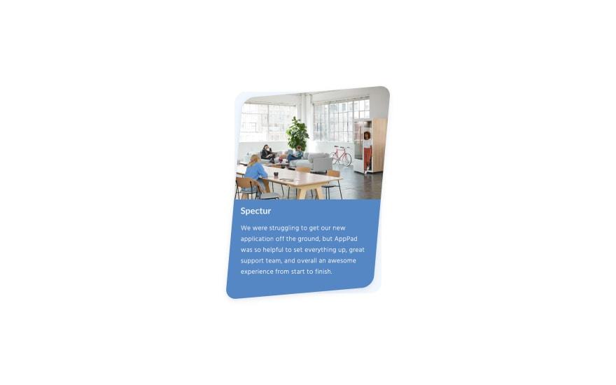 Skewed Card Design Part 3